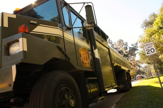 Micanopy Fire Truck