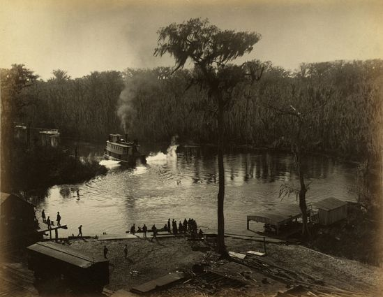 George_Barker_Silver_Springs_Florida