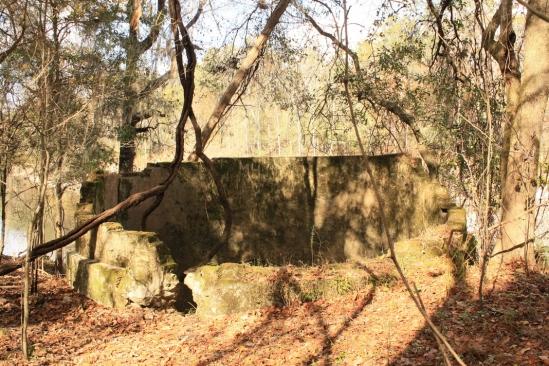 Ruins Ellaville Suwannee