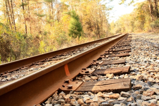 Suwannee River railroad